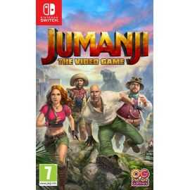 NS: JUMANJI: The Video Game
