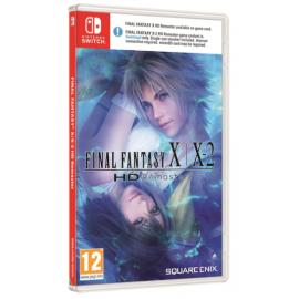 NS: Final Fantasy X/X-2