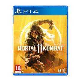 PS4: Mortal Kombat 11