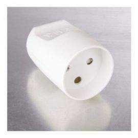 Nordic Quality Power Forlængerled hvid