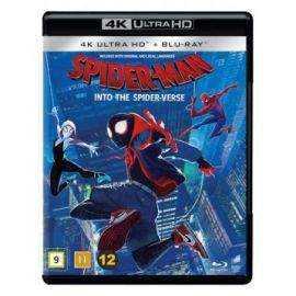 4K BR: Spider-Man: Into The Spider-Verse