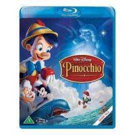 BR: Disneys Pinocchio (Blu-Ray)