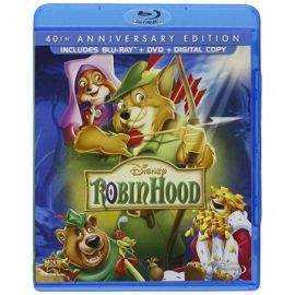 BR: Disneys Robin Hood (Blu-Ray)