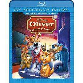 BR: Disneys Oliver and Company
