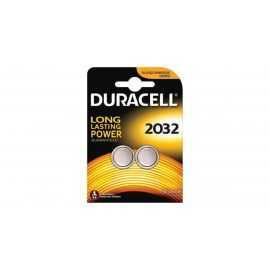 Duracell 2032 Batterier, 2pk