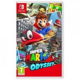 NS: Super Mario Odyssey