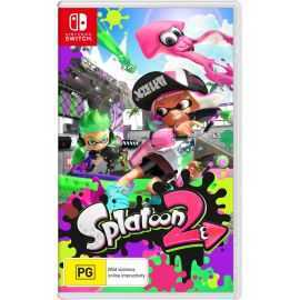 NS: Splatoon 2