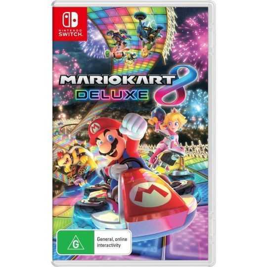 NS: MarioKart 8 Deluxe