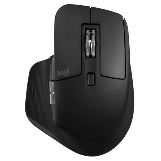 Logitech MX Master 3 trådløs mus (sort)