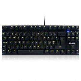 Fourze GK110 CompactRGB tastatur Gaming