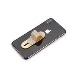 Phone Grip, Pearl - guld