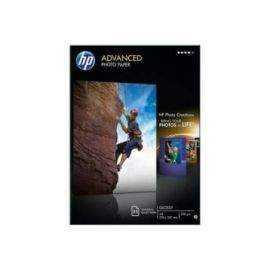 HP Advanced Glossy Photo Paper 25stk
