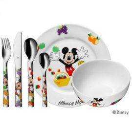 Mickey Mouse børnebestik 6 dele WMF