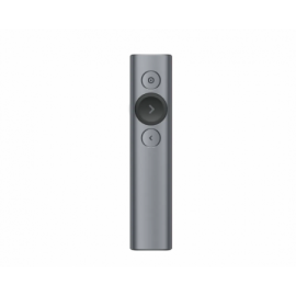 Logitech Spotlight presentation remote (skifergrå)