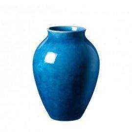 Knabstrup Vase, mørk blå, 20cm