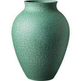Knabstrup Vase, irgrøn, 27cm