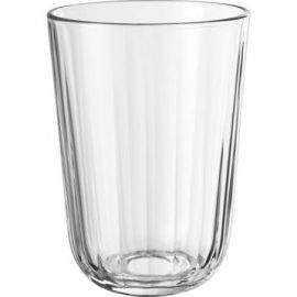 Facet glas 34 cl 4 stk.