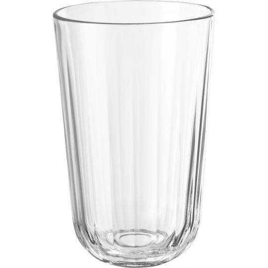 Facet glas 43 cl 4 stk.