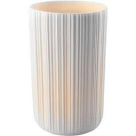 Fyrfadsstage med LED 9 cm