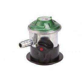 Gasregulator, Jumbo, Click-On