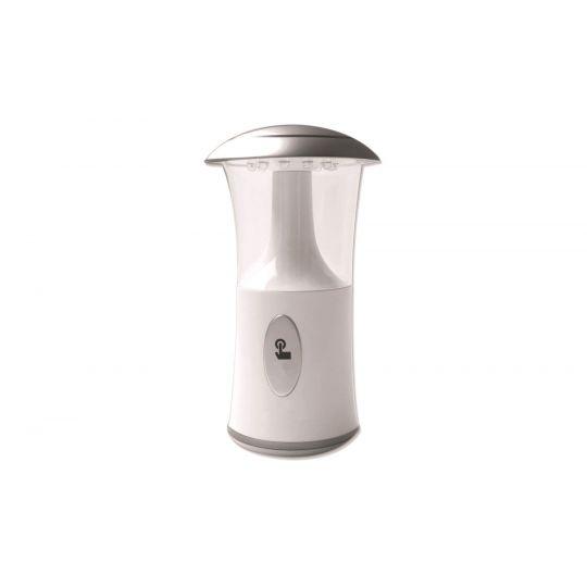 Bordlampe 1852, 12 led, Ø5mm, ex.batteri