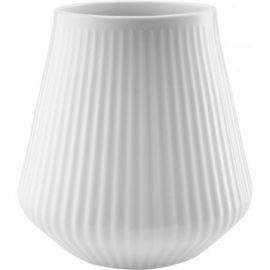 Eva Trio Legio Nova Vase 15,5 cm hvid
