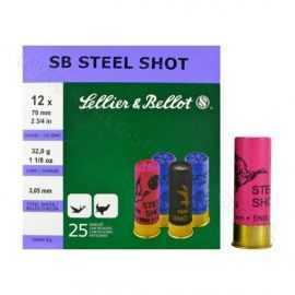 SB STEEL SHOT 32g 12x70 2,79 (25STK)
