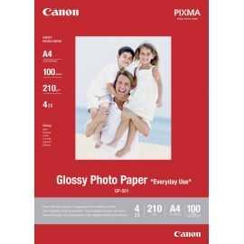 Canon Blankt fotopapir A4