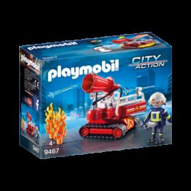 Playmobil - Brandslukningsrobo