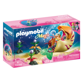 Playmobil - Magic - Havfrue me