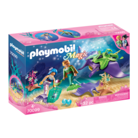 Playmobil - Magic - Perlefiske