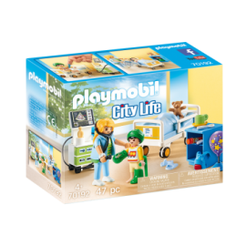 Playmobil - Hospitalets børnes