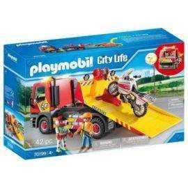 Playmobil - Bugsering service