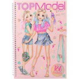 Top Model- Dress me up Sticker