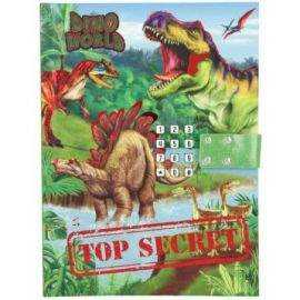 Dino World - Dagbog