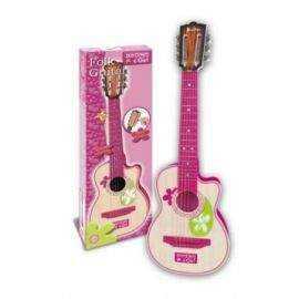 Bontempi - Pink Guitar i tr