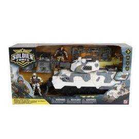 Soldier Force - Desert Tank Le