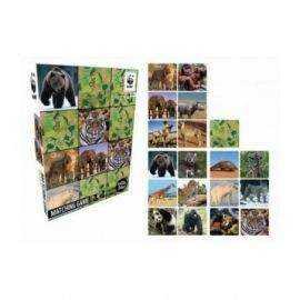 WWF - Huskespil - Vilde Dyr