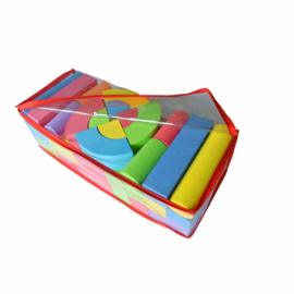 Babytrold - Skum Byggeklodser