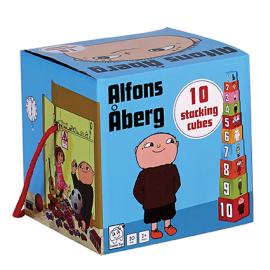 Alfons Åberg - Stacking Blocks