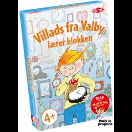 Villads fra Valby - Lær Klokk