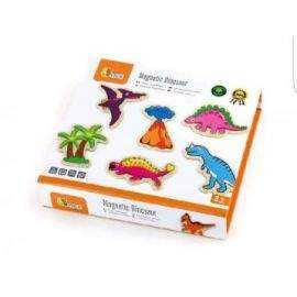 Viga - Magneter i Træ - Dinosa