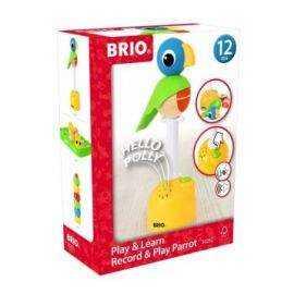 BRIO - Papegøje med Lydoptager
