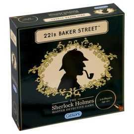 221B Baker Street - Brætspi