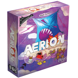 Aerion - Boardgame (English)