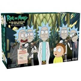 Rick and Morty - Close Rick Co
