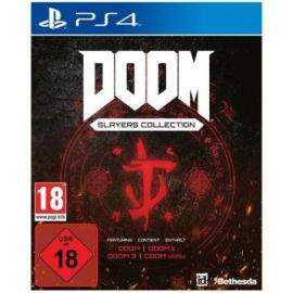 PS4: DOOM Slayers Collection
