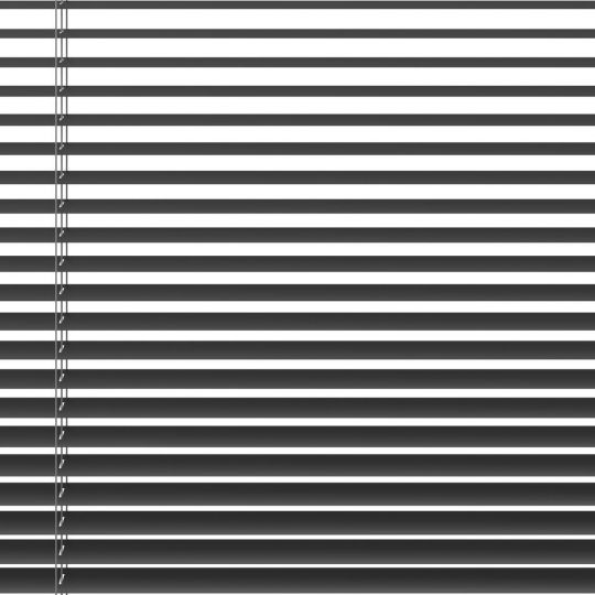 ALU-PERSIENNE 90×160CM GRÅ