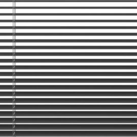 ALU-PERSIENNE 120×160CM GRÅ