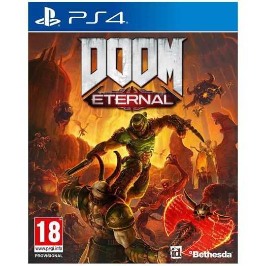 PS4: DOOM Eternal